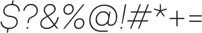 TT Hoves otf (700) Font OTHER CHARS