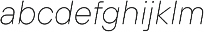TT Hoves otf (700) Font LOWERCASE