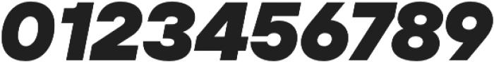 TT Interphases Black Italic otf (900) Font OTHER CHARS