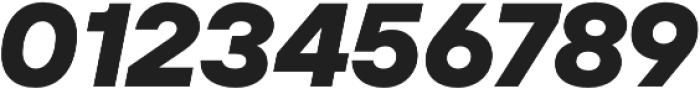 TT Interphases ExtraBold Italic otf (700) Font OTHER CHARS