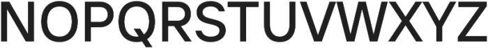TT Interphases Medium otf (500) Font UPPERCASE