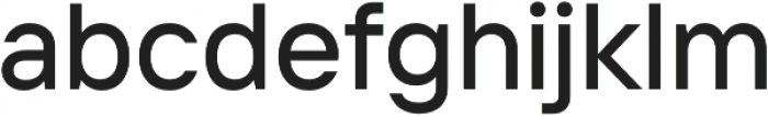 TT Interphases Medium otf (500) Font LOWERCASE
