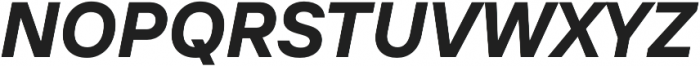 TT Interphases otf (700) Font UPPERCASE