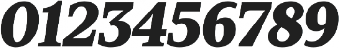 TT Jenevers Black Italic otf (900) Font OTHER CHARS
