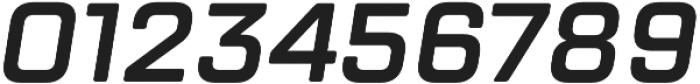 TT Lakes DemiBold Italic otf (600) Font OTHER CHARS