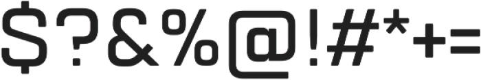 TT Lakes Medium otf (500) Font OTHER CHARS