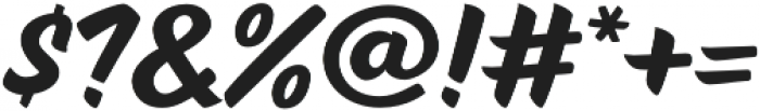 TT Marks ExtraBold otf (700) Font OTHER CHARS