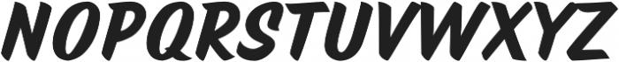 TT Marks ExtraBold otf (700) Font UPPERCASE