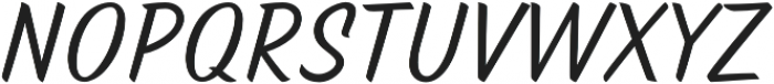 TT Marks Medium otf (500) Font UPPERCASE