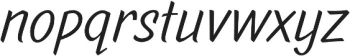 TT Marks Medium otf (500) Font LOWERCASE
