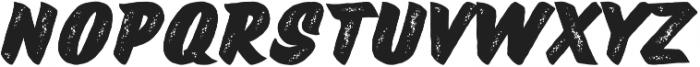 TT Marks Rough Black otf (900) Font UPPERCASE