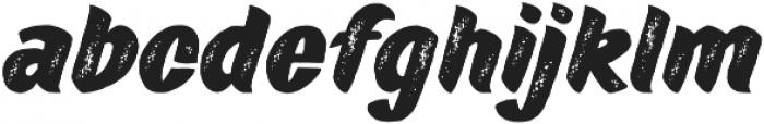 TT Marks Rough Black otf (900) Font LOWERCASE