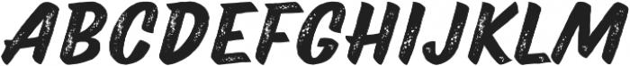 TT Marks Rough ExtraBold otf (700) Font UPPERCASE