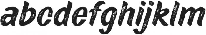 TT Marks Rough ExtraBold otf (700) Font LOWERCASE