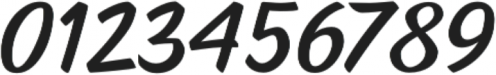 TT Marks otf (700) Font OTHER CHARS