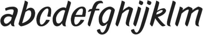TT Marks otf (700) Font LOWERCASE