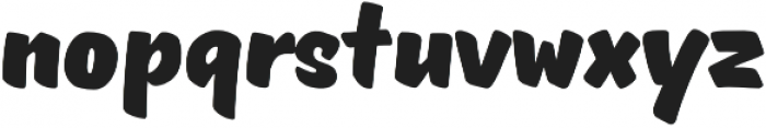 TT Masters Black otf (900) Font LOWERCASE