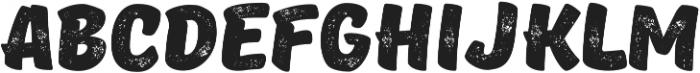 TT Masters Rough Black otf (900) Font UPPERCASE