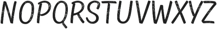 TT Masters Rough otf (400) Font UPPERCASE