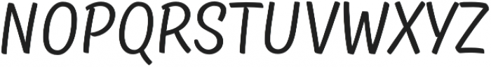 TT Masters otf (400) Font UPPERCASE
