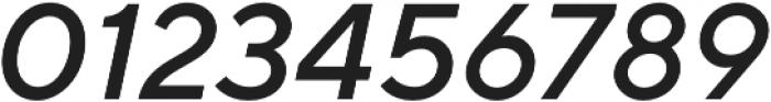 TT Norms Medium Italic otf (500) Font OTHER CHARS