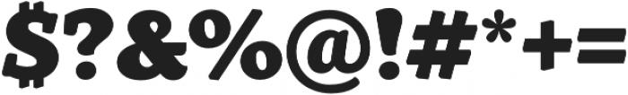 TT Phobos Black otf (900) Font OTHER CHARS