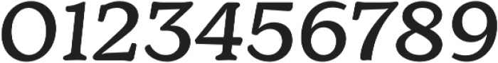 TT Phobos DemiBold Italic otf (600) Font OTHER CHARS
