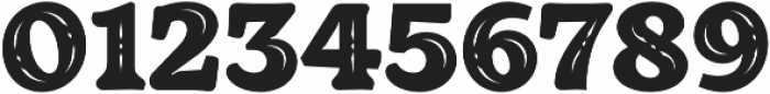 TT Phobos Inline otf (400) Font OTHER CHARS