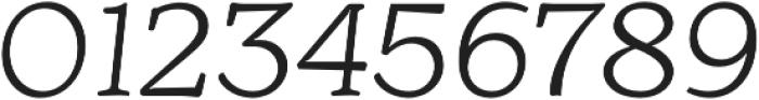 TT Phobos Light Italic otf (300) Font OTHER CHARS