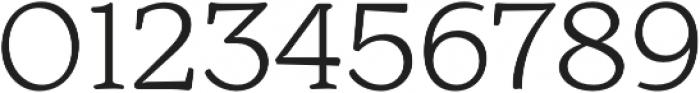TT Phobos Light otf (300) Font OTHER CHARS