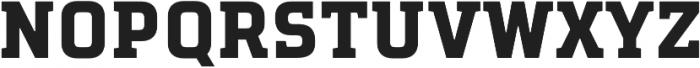 TT Polls otf (700) Font UPPERCASE