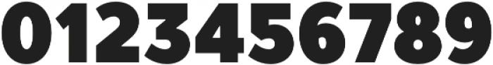 TT Prosto Sans Condensed Black otf (900) Font OTHER CHARS