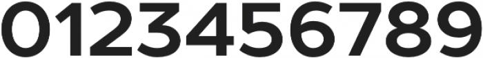 TT Prosto Sans otf (700) Font OTHER CHARS