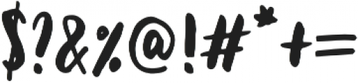 TT Rabbits Dummy otf (400) Font OTHER CHARS