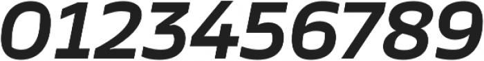 TT Severs DemiBold Italic otf (600) Font OTHER CHARS