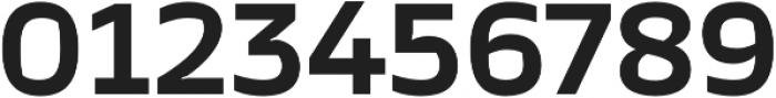 TT Severs DemiBold otf (600) Font OTHER CHARS