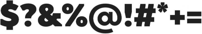 TT Smalls Black otf (900) Font OTHER CHARS