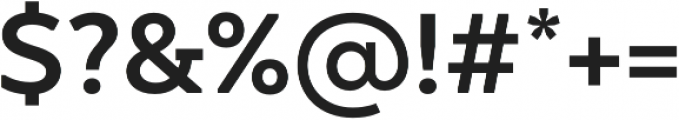 TT Smalls DemiBold otf (600) Font OTHER CHARS