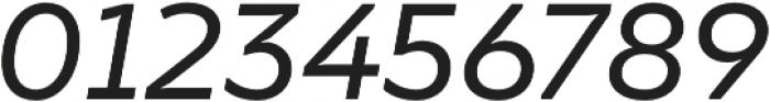 TT Smalls Medium Italic otf (500) Font OTHER CHARS