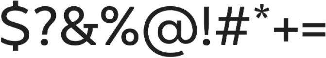 TT Smalls Medium otf (500) Font OTHER CHARS