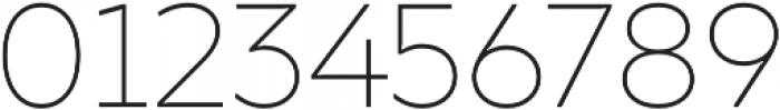 TT Smalls Thin otf (100) Font OTHER CHARS