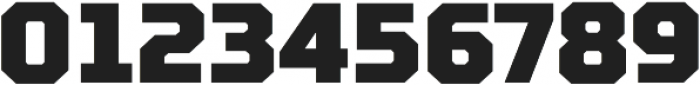 TT Squares Condensed Black otf (900) Font OTHER CHARS