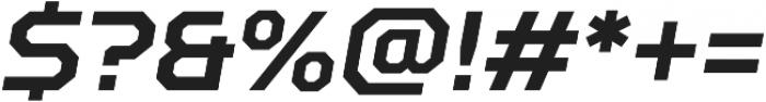 TT Squares otf (700) Font OTHER CHARS