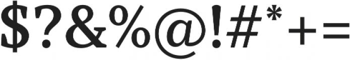 TT Tricks DemiBold otf (600) Font OTHER CHARS