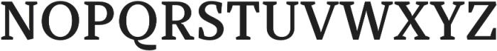 TT Tricks DemiBold otf (600) Font UPPERCASE