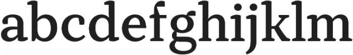 TT Tricks DemiBold otf (600) Font LOWERCASE