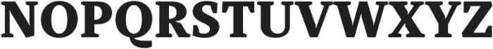 TT Tricks ExtraBold otf (700) Font UPPERCASE