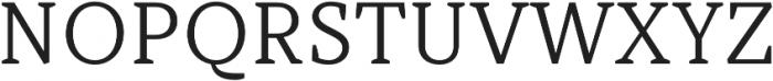 TT Tricks Light otf (300) Font UPPERCASE