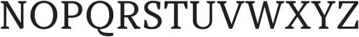 TT Tricks otf (400) Font UPPERCASE
