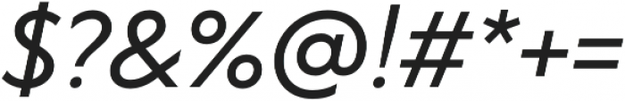 TT Wellingtons Medium Italic otf (500) Font OTHER CHARS
